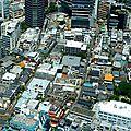 Tokyo - Rappongi Hills 52 ème étage 250mètres