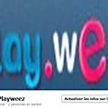 <b>m</b>.<b>Playweez</b> dévoiles ses activités via les réseaux sociaux.