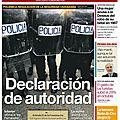 Espagne: U