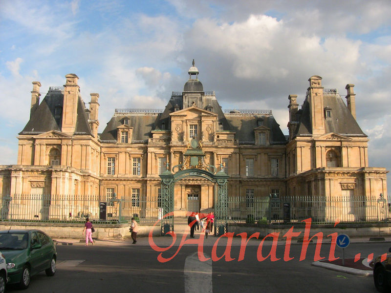Maisons-Laffitte Castle, Yvelines, France