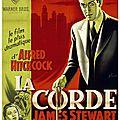 La Corde (Un cadavre sur canapé pour Sir <b>Hitchcock</b>)