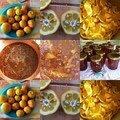 Confiture d' oranges amères,