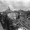 Borgo - Au pied du Vatican (4/10). Grandeur fasciste et mépris des œuvres d'art du passé !