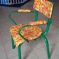 la petite chaise decoptach
