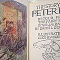 Recherche de la propriétaire d'un exemplaire de Peter Pan daté de 1943