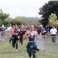 Triathlon Parthenay 1997.