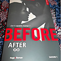 Before, tome 1
