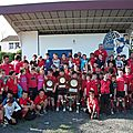 12-13, Ecole de Rugby, tournoi du Bugue, 13 avril