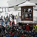 Neige, ski et altitude clubbing sur les pistes des deux-alpes