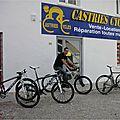 Bienvenues chez castries cycles !