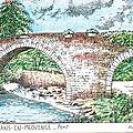 Ed. Ducourtioux Pont Vieux Couleur