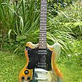 Guitare re