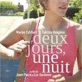 Deux jours, une nuit de Jean-Pierre et Luc <b>Dardenne</b>