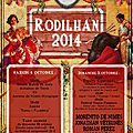 RODILHAN - MODALITÉS DE RÉSERVATION