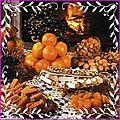 13 desserts tradition de noël en provence