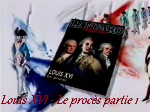 Le procès de Louis XVI Partie 1 #video #versailles #proces