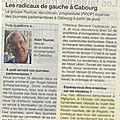CABOURG le