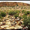Mali : la région de Bandiagara