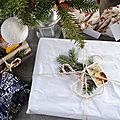 Emballer ses <b>cadeaux</b> en mode zéro déchet