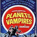 La Planète des Vampires (Confrontation avec la peur)