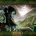 <b>Fan</b>-<b>art</b> World of Warcraft : nènÿa et la porte des ténèbres