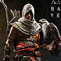 <b>ASSASSIN</b>'<b>S</b> <b>CREED</b> ORIGINS
