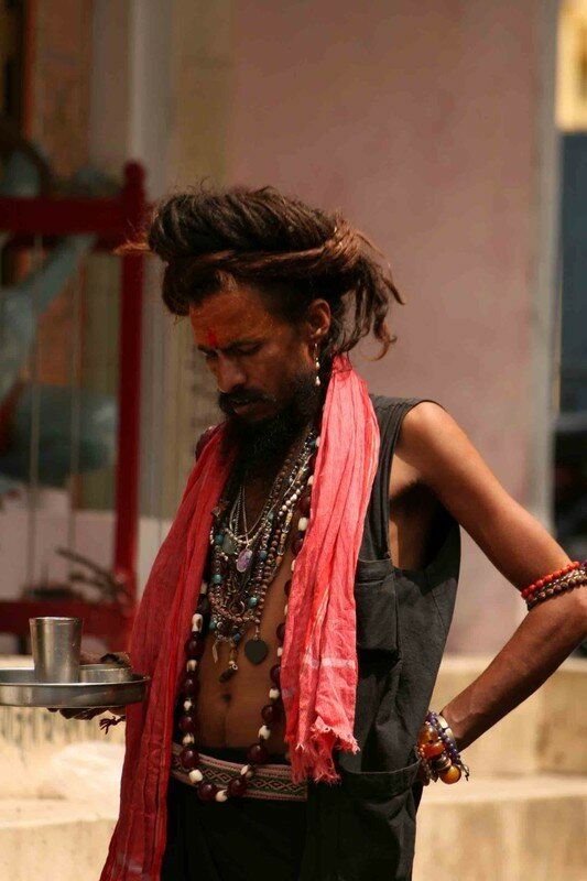 Indian Hippy