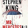 Mr. mercedes, de stephen king