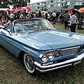 <b>Pontiac</b> <b>Catalina</b> convertible-1960