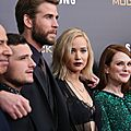 Hunger games : mockingjay part 2 - avant première à new york
