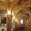 Crypte sous le Duomo