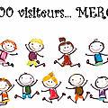 Le blog a atteint les 500 visiteurs...