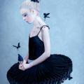 Danseuse aux papillons