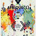 <b>Printemps</b> des Poètes : Poésie et Afrique(s)