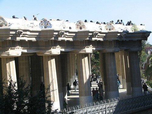 Parc Guell - 4