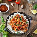 Chana masala #vegan
