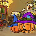 Comptine Halloween
