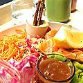 Un déjeuner à Beaugrenelle