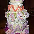 Le gâteau en laine de Puteaux