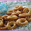 Rollicos aux graines d'anis