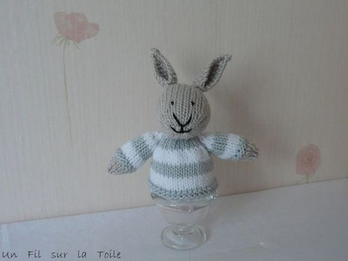 2011 04 Egg Cosy Lapin Little Cotton Rabbits