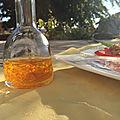 Réaliser son huile d'olive parfumée à l'orange