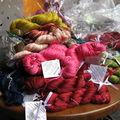 Compte rendu de ma nouvelle lubie : filer la laine