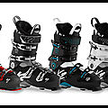 Buil for comfort 100 walk - chaussures de skis - k2 - + 2 videos