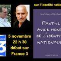 L'identité nationale sur fr3