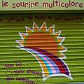 le sourire multicolore, boutique de mode éthique