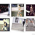 Fashion week on instagram #2