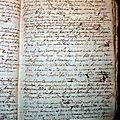 Montagu Jean Alexandre_Acte baptême 1706