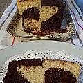 <b>Cake</b> Savane Parfait au choco-Agrume