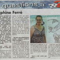 3 question à delphine ferré - réveil normand du 04 aout 2010